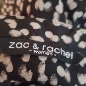 Zac & Rachel Womens blouse 2x